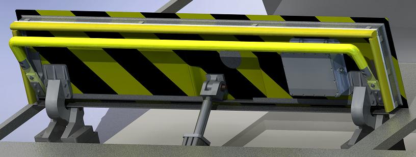 panel rendering image